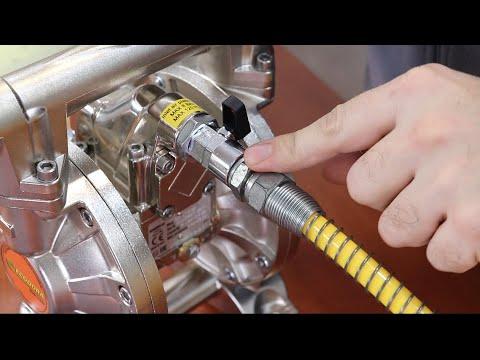 Pompa  membranowa - zdjęcie
