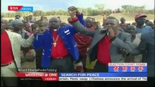 Samburu county council of Bishops try to change by calling people for peaceful coexistence