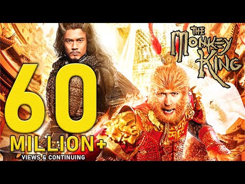 The Monkey King Full Action Movie In Hindi | Donnie Yen