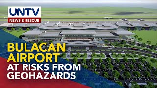 P740-B Bulacan international airport site prone to earthquake and liquefaction - DOST Phivolcs