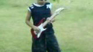 Arthur / Satriani - Lords of karma