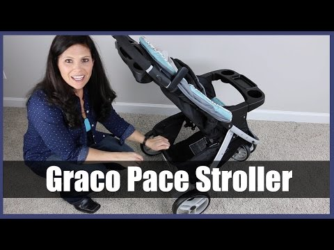 BG Review: Graco Pace Stroller