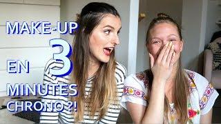 Un Make Up En 3 Minutes, Top Chrono !
