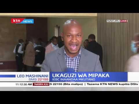 Ukaguzi Wa Mipaka: Tume ya IEBC kuanza shughuli ya kukagua mipaka katika kaunti ya Nakuru