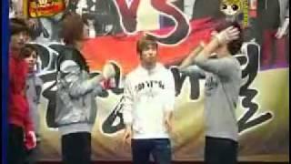 091128 Idol Maknae Rebellion Ep4 W. SHINee Eng Subbed [6/6]