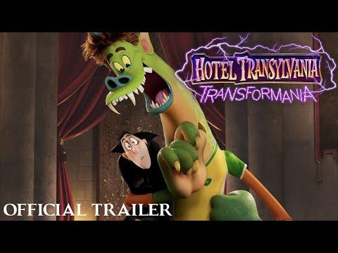 Hotel Transylvania: Transformania (2021) Official Trailer 1