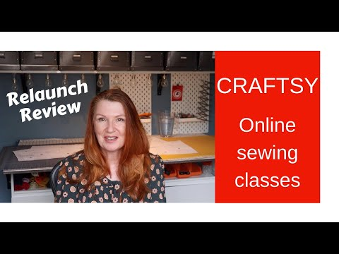 CRAFTSY - Online Sewing Classes