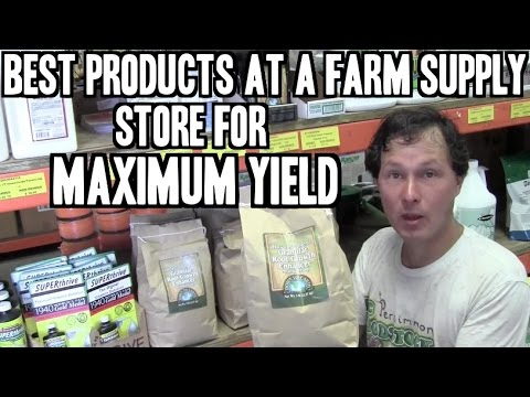 Best Products At A Farm Supply Store For Maximum Yield Mp3