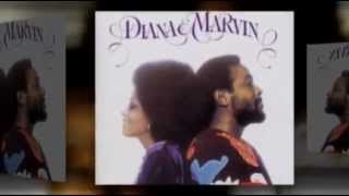 DIANA ROSS and MARVIN GAYE  just say, just say