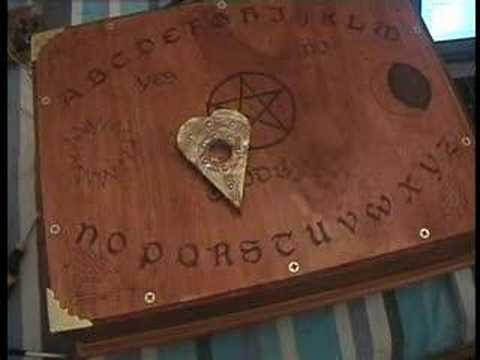 Haunted Ouija Board Communicates With The Dead (Your PC)