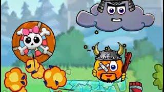 развивающие мультики для детей  мультик спасение апельсина серия 35 мультфильм головоломка для детей