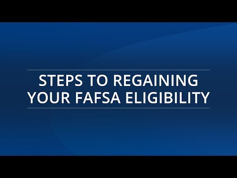 What Should You Do After You Lose Financial Aid Getting My Aid Back