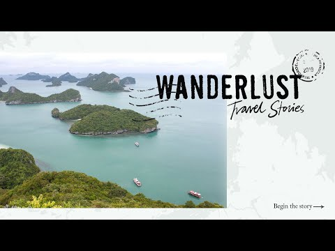 Wanderlust Travel Stories thumbnail