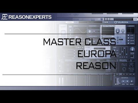 Master Class Europa<br/>Reason<br/>ReasonExperts