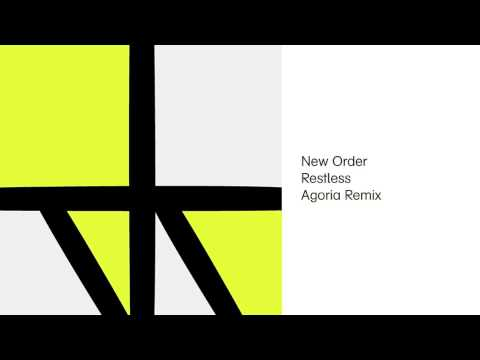 New Order - Restless (Agoria Remix)