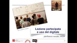 8  -  Lezione partecipata e uso del digitale
