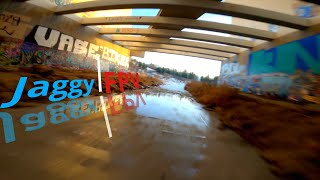 How Chill Can You Freestyle? Freestyle FPV at Graffiti Tunnel!