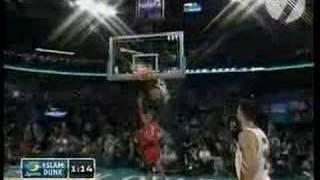 Баскетбол, Броски сверху. All star weekend 2008