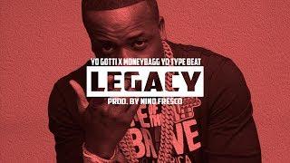 """Yo Gotti Type Beat """"Legacy"""" ft. Moneybagg Yo x Kodak Black Trap Type Beat 2017 (Instrumental)"""