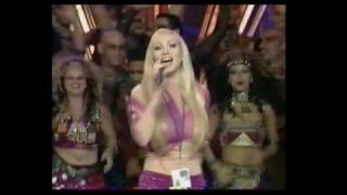 Charlotte Nilsson eurovision 1999 Take me to your heaven