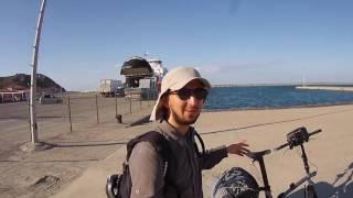 cittaslow türkiye katlanır bisiklet tur günlüğü vlog  1. gün çanakkale  gökçeada parkuru