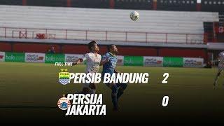 [Pekan 25] Cuplikan Pertandingan Persib Bandung vs Persija Jakarta, 28 Oktober 2019
