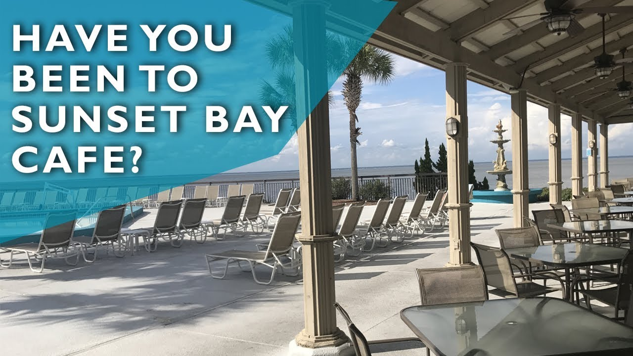 Have You Been to the Sunset Bay Cafe?