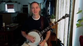 Fireball Mail - 1930 Gibson Banjo