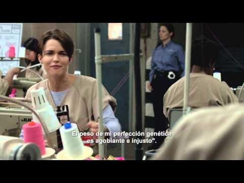 Orange Is The New Black - Season 3 3x06 Piper & Stella Scenes - Part 2/4 SUBTITULADO ESPAÑOL