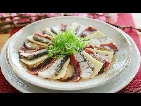 CNY Steamed Barramundi with Chinese Ham - 火腿蒸鲈鱼片