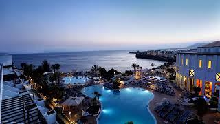 Sandos Papagayo Beach Resort - All Inclusive 24 hours - Playa Blanca - Spain