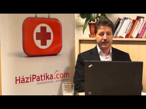 Radon ízületi kezelés