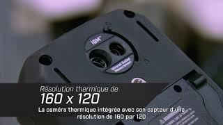 Multimètre infrarouge industriel à technologie IGMTM FLIR DM285