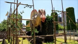 2014ノリタケの森夏休みイベント「ノリタケの森に恐竜がやってきたⅡ」②