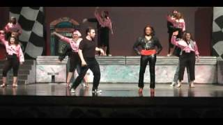 All Choked Up FHS Grease