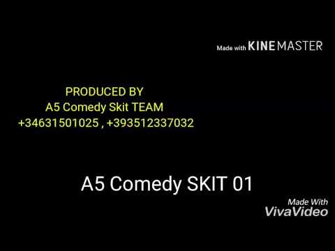 A5 Comedy SKIT 01 (QUESTIONS and ANSWERS)