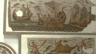 preview picture of video 'Mosaik Museum Cartago - Tunesien'