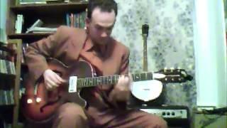 Spanish Flea for solo guitar - Matt Kelley