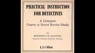 Practical Instruction for Detectives (FULL Audiobook)