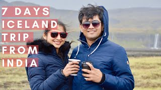 India To Iceland 7 Days Travel Plan|How to Plan a Trip to Iceland|Travel Iceland In Budget |In Hindi