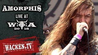 Amorphis   3 Songs   Live At Wacken Open Air 2018