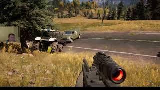 Far Cry® 5 лучшие моменты с другом
