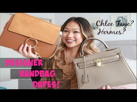 HIGH END DESIGNER HANDBAG DUPES FROM AMAZON | HOLIDAY GIFT IDEAS FOR HER?