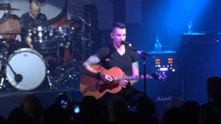 Theory of a Deadman - No Surprise Live 30/04/2015 London Scala