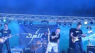 Video ZYLWAR - Trosečník live (Mokrá-Horákov 16.8.2014)