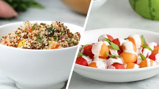Lettuce-Free Salads - Video Youtube