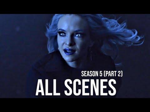 All scenes: Killer Frost (Season 5) PART 2 // WATCH TILL THE END
