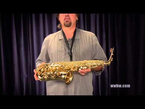 Allora AAAS-301 Student Alto Saxophone