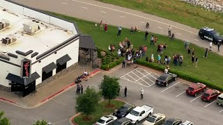 Armed civilian shoots and kills Oklahoma City restaurant gunman