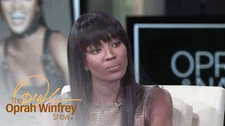 Naomi Campbell On Her Phone-Throwing Incident: I Take Responsibility | The Oprah Winfrey Show | OWN